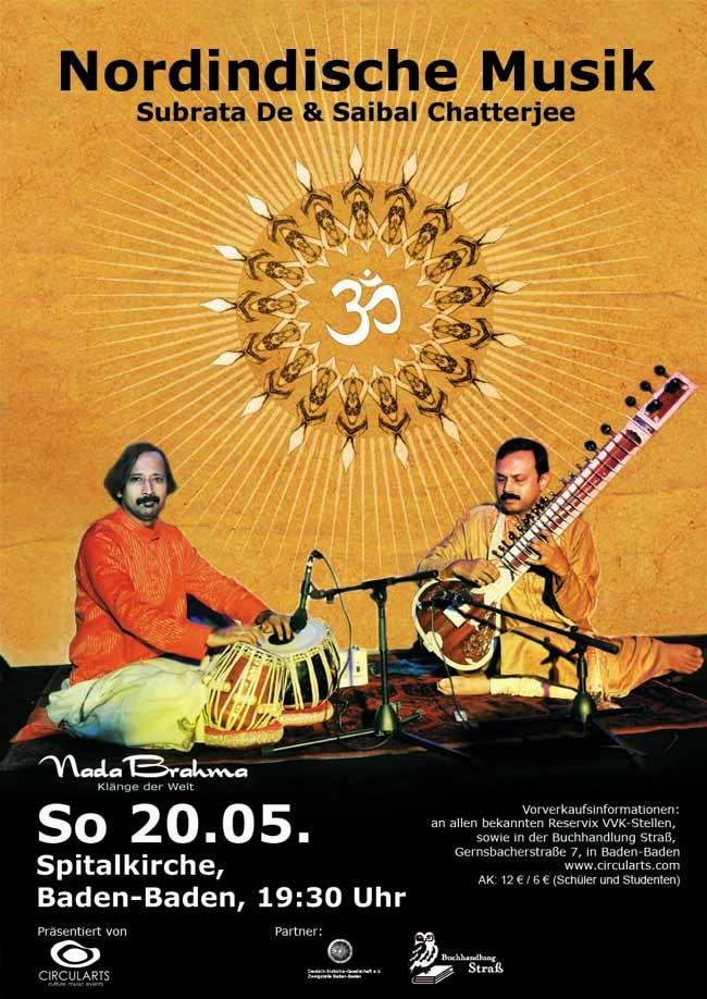Nada Brahma Concerts